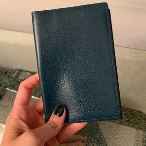 His & hers passport holders